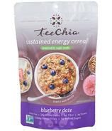 Teeccino TeeChia Blueberry Date Cereal
