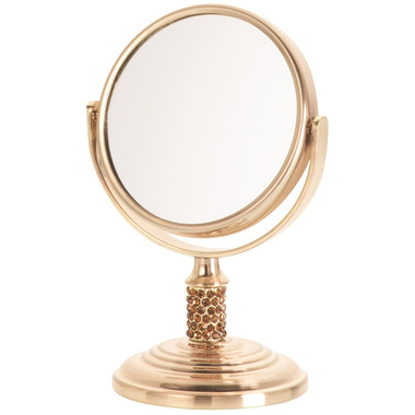 Danielle Creations Studded Mini Mirror