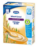 Gerber Baby Cereal - Wheat (Add Milk)