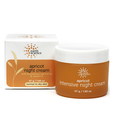 Earth Science Apricot Night Creme