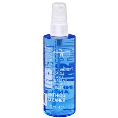 Mansfield LensClean Anti-Fog Eye Glass Cleaner
