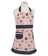 Now Designs Sally Cats Meow Kids Apron