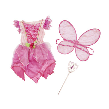 Melissa & Doug Flower Fairy Role Play Costume Set