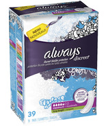 Always Discreet Long Length Incontinence Pads