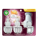 Air Wick Air Freshener Scented Oil Kit Bonus Pack Summer Delights