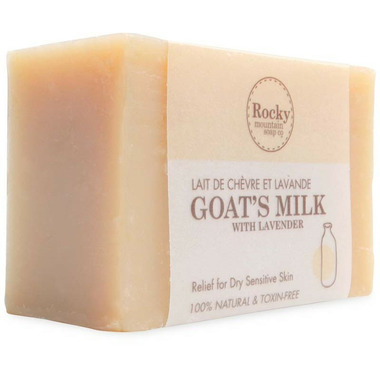Rocky Mountain Soap Co. Goats Milk with Lavender Bar Soap