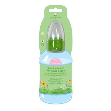 Green Sprouts Toddler Water Bottle Cap Adaptor