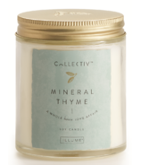 Illume Mineral Thyme Julia Jar Candle