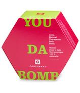 Consonant Skincare Muscle Relief Bath Bomb