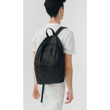 Baggu Ripstop Backpack in Black