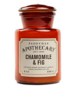 Paddywax Apothecary Candle Chamomile & Fig
