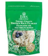 Eden Organic Brown Rice Flakes