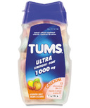 Tums Ultra Strength Antacid Calcium Tablets