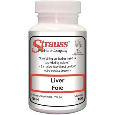 Strauss Herb Company Liver