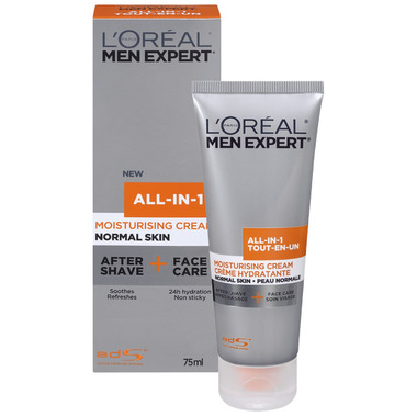 L\'Oreal Men Expert All-In-1 Moisturising Cream for Normal Skin