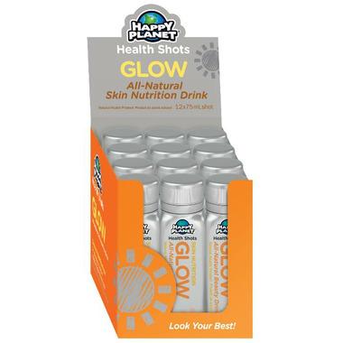 Happy Planet Health Shots - Glow