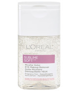 L'Oreal Sublime Soft Micellar Gele Eye Makeup Remover