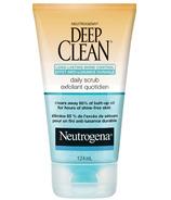 Neutrogena Deep Clean Long-Last Shine Control Daily Scrub
