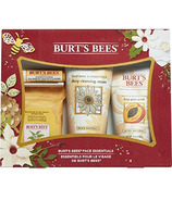 Burt's Bees Face Essentials Holiday Gift Set