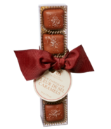 Saxon Chocolates Milk Chocolate Fleur de Sel Caramels