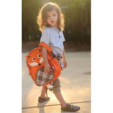 Zoocchini Backpack Finley the Fox