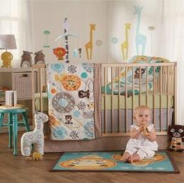 Unicorn Crib Bedding Canada