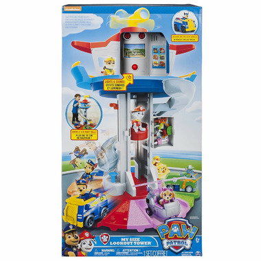 Paw Patrol Life Size Look Out Tower
