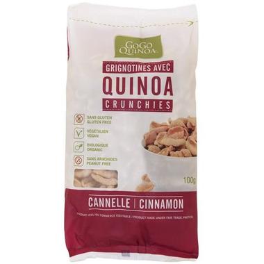 Buy Gogo Quinoa Cinnamon Quinoa Crunchies At Well Ca