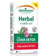 Jamieson Herbal Liver Detox Complex