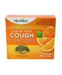 Herbion Sugar Free Orange Cough Lozenges