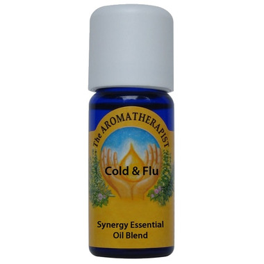 The Aromatherapist Cold and Flu Essential Oil Blend