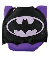 Bumkins DC Comics Batgirl Snap-In-One Cloth Diaper with Cape