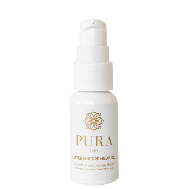 Pura Botanicals Little Ones Remedy Oil