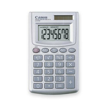 Canon Handheld Portable Calculator