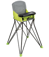 Summer Infant Pop n Sit Portable High Chair Lime