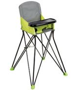 Summer Infant Pop n Sit Portable High Chair Lime