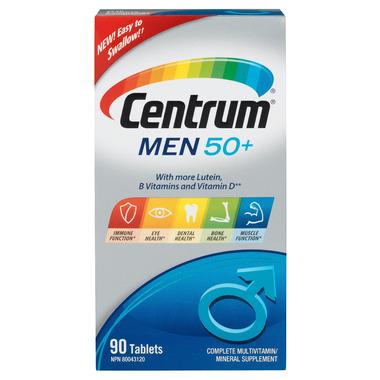 Centrum for Men 50+