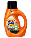 Tide Plus Febreze Freshness HE Liquid Laundry Detergent