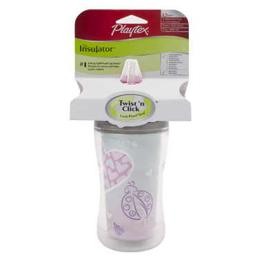 Playtex Insulator Straw Cup