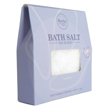 Rocky Mountain Soap Co. Lavender Bath Salt