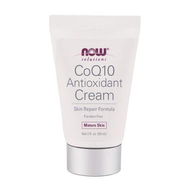 NOW Solutions CoQ10 Antioxidant Cream