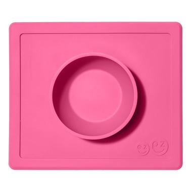 ezpz Happy Bowl Pink