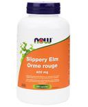 Now Slippery Elm
