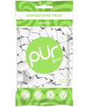 PUR Sugar-Free Coolmint Gum Bag