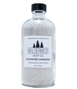 Wilderness Soap Co. Activated Charcoal Cleansing Grains