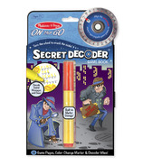 Melissa & Doug Secret Decoder Book