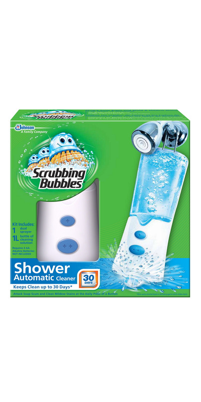 Shop for Scrubbing Bubbles Bathroom Cleaners in Scrubbing Bubbles Bathroom Cleaners. Buy products such as Scrubbing Bubbles Bathroom Grime Fighter Aerosol, Citrus, 20 .
