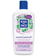 Kiss My Face Peaceful Patchouli Shower Gel