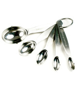 Oval Measuring Spoon Set