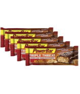 PowerBar Triple Threat Bars Caramel Peanut Fusion